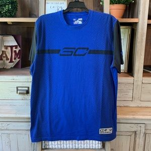 Under Armour Steph Curry shirt size M